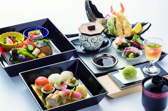3层特制日式套餐